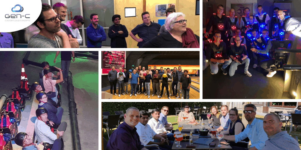 Highlights 2018 - Team Events