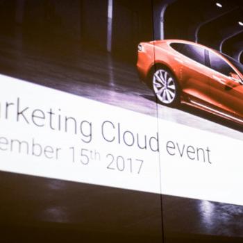 Salesforce Marketing Cloud Event - Post