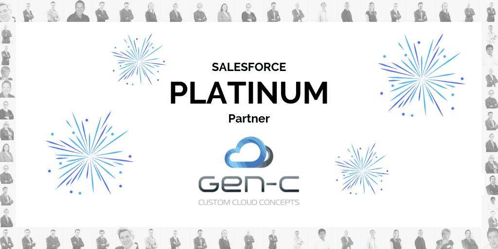 Salesforce Platinum Partner Image