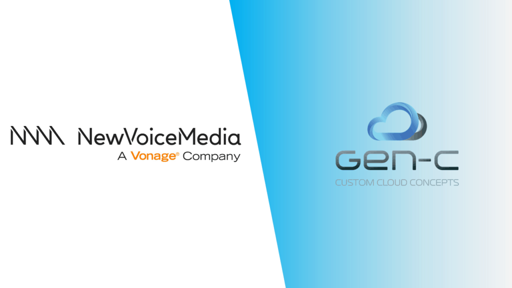 GEN-C partners with NewVoiceMedia to enhance Service Center Performance